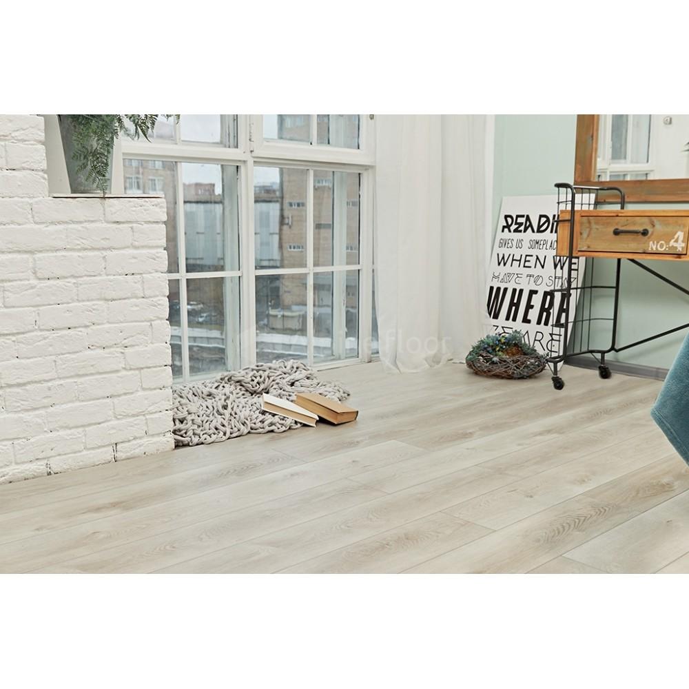 Кварцвиниловая плитка Alpine Floor Premium XL ECO 7-2 Дуб Белая ночь